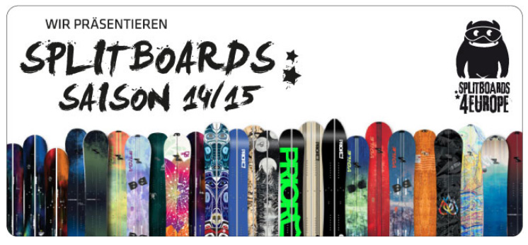Splitboard Set