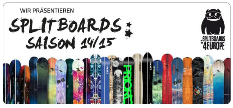Splitboard Set