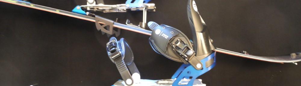 Splitboard Bindung Rossignol Plum