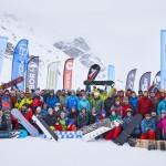 2018: Testevent CTM mit über 80 Teilnehmern auf der Bieler Höhe