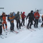 2006 Testevent CTM mit 8 Teilnehmern